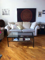 JUNE 1ST - AUG 31ST SUMMER SUBLET ROOM AVAILABLE IN 3 BDRM APT