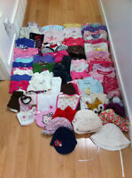 Lot of Girls Clothing & Accessories From 0 to 6 months