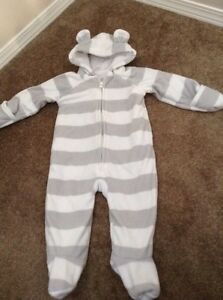 6-12m Baby Winter Suit / One Piece Outerwear