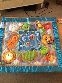 Fisher Price play mat