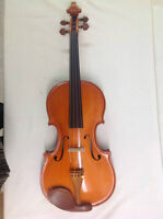 Hand-Crafted Viola from WGS Violins