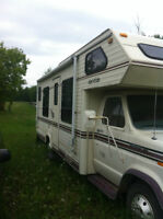 Must Sell 87 Glendale 27ft motorhome