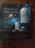 Astronomy – Stars And Galaxies Textbook $25 obo