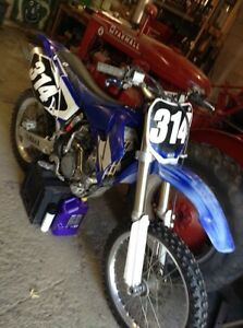 04 Yz 250f trade for newer 125 2 stroke