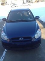Reduced 2009 Hyundai Accent 66000km