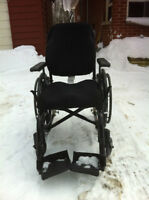 MYOM MANUAL WHEELCHAIR, NEW