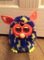 Furby Boom™ Plush Toy Pets - Blue & Yellow