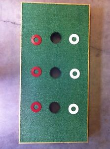 Official Washooo Game Set.  Brand NEW!  Washer Ring Toss Game