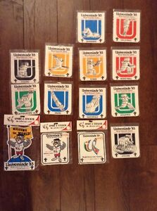 1983 World Universiade Games Collection Edmonton Edmonton Area image 2