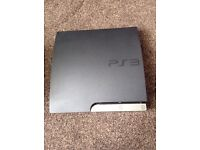 PS3 slim with 16 games MINT CONDITION!