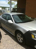 2008 Pontiac Grand Prix Sedan $4400 reduced