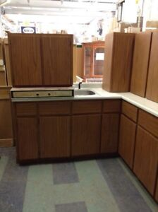 Kitchen upper and lowers