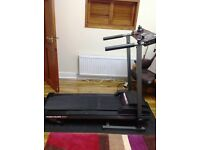 Foldaway Treadmill York Pacer 2750 For Sale