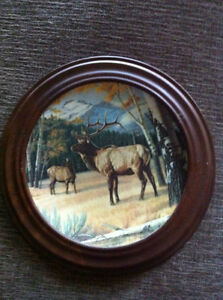 Wildlife collector plates Strathcona County Edmonton Area image 6