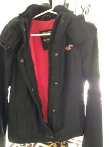 Holister All weather coat