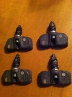 Tire pressure monitor sensors- for BMW