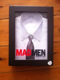 Seasons 2 & 4 of Mad Men (DVD's) Coogee Eastern Suburbs Preview