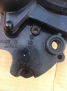 YAMAHA RZ500 RZV500 RZ RD500LC MAGNESIUM ENGINE SPROCKET COVER Windsor Region Ontario image 5