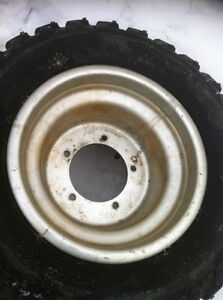 ATV 5 BOLT DID WHEELS WITH STUDDED TIRES FOR ICE Windsor Region Ontario image 9