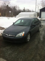 2007 Honda Accord DX-G  160 000km