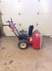 Good working snow blower for sale