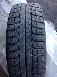 Michelin X-Ice 195/60 R15 +Steel Rims