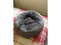 Luxury cat bed - as new condition