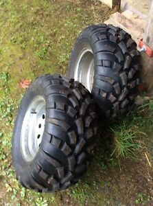 ATV tires and rims Campbell River Comox Valley Area image 2