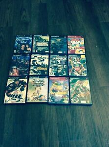 PLAYSTATION 2 in GREAT SHAPE, GAMES, CONTROLLERS!  London Ontario image 3