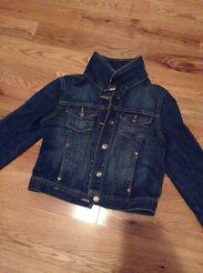 Joe Fresh Girls Size 8 Jean Jacket