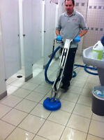 We Have Trained & Certified Tile/Carpet Cleaning Technicians