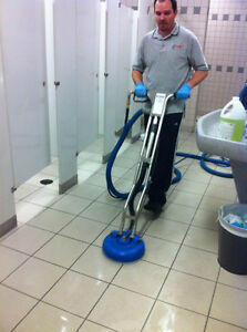We Have Trained & Certified Tile/Carpet Cleaning Technicians Kitchener / Waterloo Kitchener Area image 1