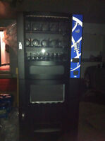 2  VENDING New & 2 used Machines for Sale OBO