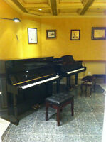 Piano room for rental , 10 dollars unlimited hours