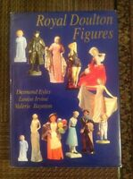 ROYAL DOULTON FIGURES / STAFFORDSHIRE HARD COVER BOOK