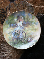Bicyle Ride Collector Plate