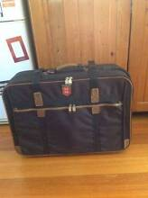 Medium suitcase (brand is Tosca) On wheels with side handle Burwood East Whitehorse Area Preview