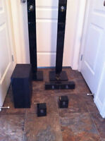 Samsung 5.1 Surround Sound Blu-ray Home Theater System