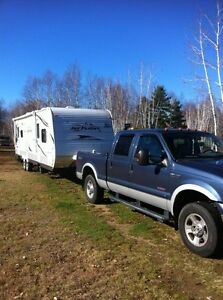 Moving your travel trailers accross the maritimes