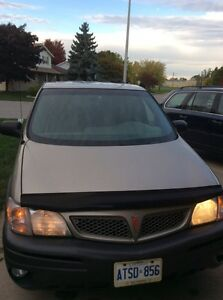 2004 PONTIAC MONTANA FOR SALE (REDUCED PRICE)