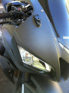PARTING OUT A 2008 HONDA CBR600RR WITH  2000 MILES