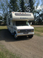 Project Motorhome for Sale