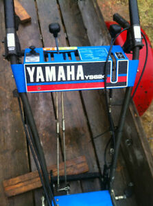 YAMAHA YS624 SNOW BLOWER CONTROLS HANDLES IGNITION CABLES Windsor Region Ontario image 5