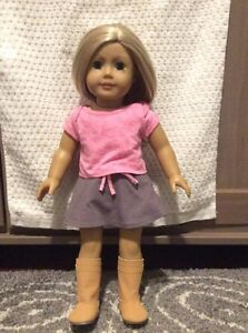 American Girl Doll  Truly Me doll