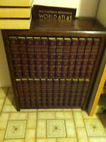 Encyclopedia Britannica set from 1961