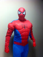 Have balloon twisting Spidey come to your child's Birthday Party