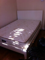 Ikea Double Bed Frame And Matress