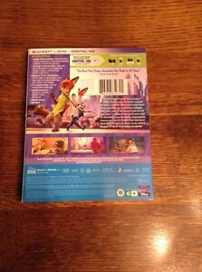 Zootopia- Blu Ray & DVD!  Watched once! London Ontario image 3