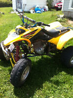 stolen 4 wheeler, reward 200$