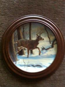 Wildlife collector plates Strathcona County Edmonton Area image 5